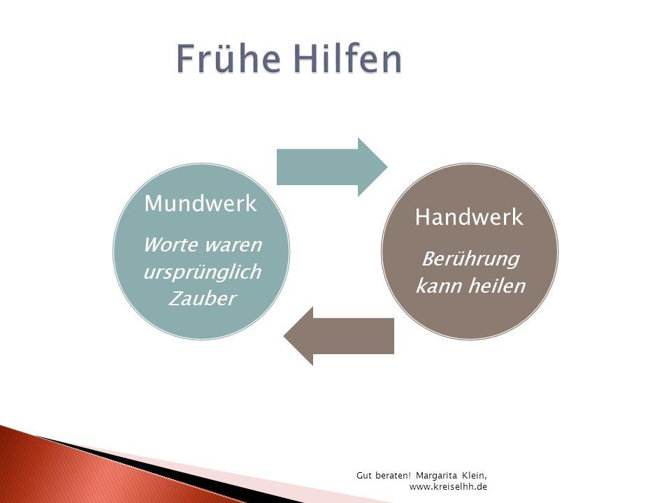 Frühe Hilfen Film Gut beraten! Margarita Klein, www.kreiselhh.de