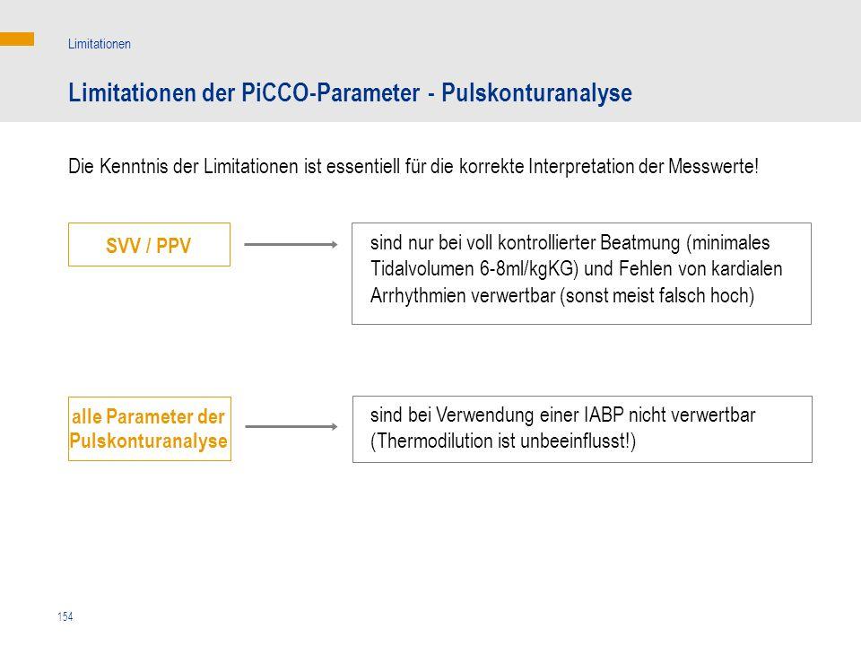 alle Parameter der Pulskonturanalyse