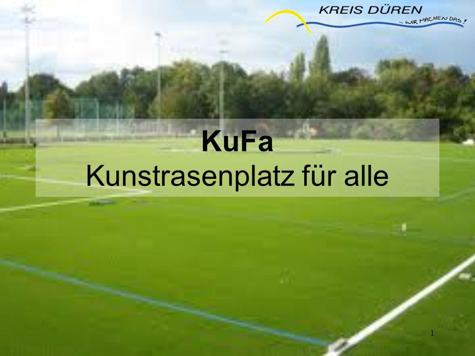 KuFa Kunstrasenplatz für alle