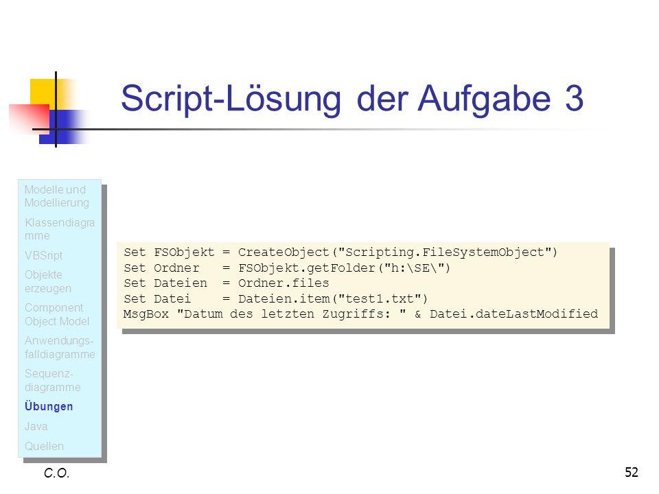 Script-Lösung der Aufgabe 3
