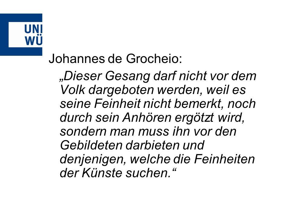 Johannes de Grocheio: