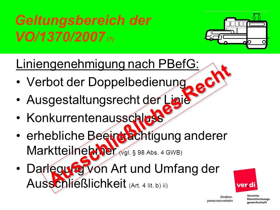 Geltungsbereich der VO/1370/2007 (7)