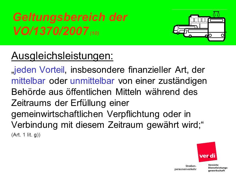 Geltungsbereich der VO/1370/2007 (10)