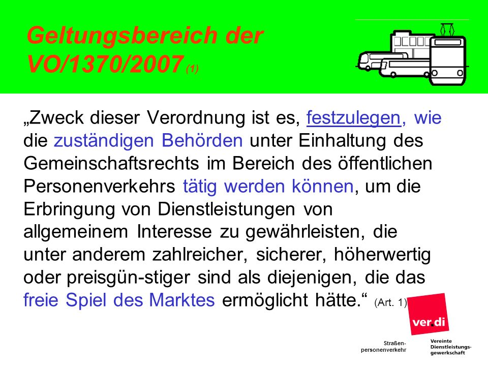 Geltungsbereich der VO/1370/2007 (1)