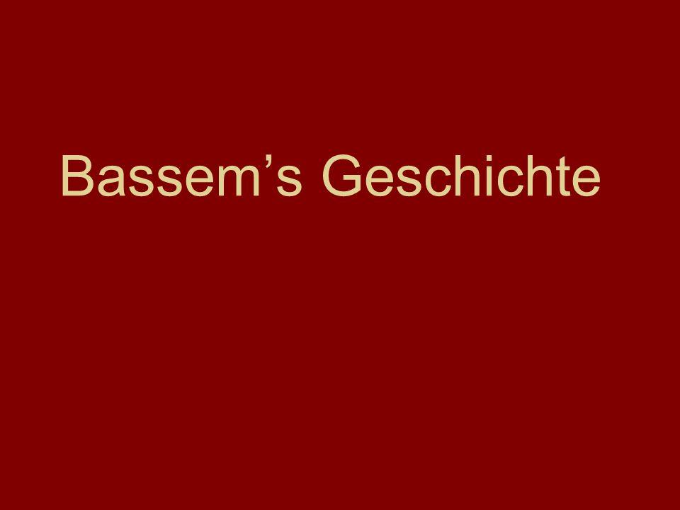 Bassem's Geschichte