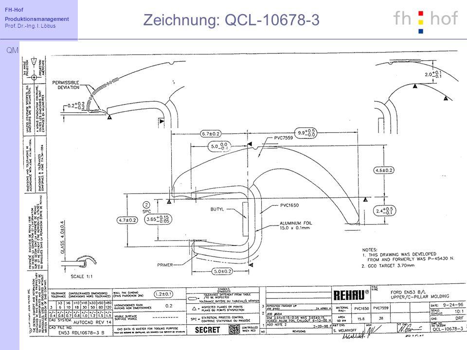 Zeichnung: QCL-10678-3 Lieferanten für KT: anonym aber branchenabhängig. Chemie. Metall. Karton/Verpackungshilfsmittel.