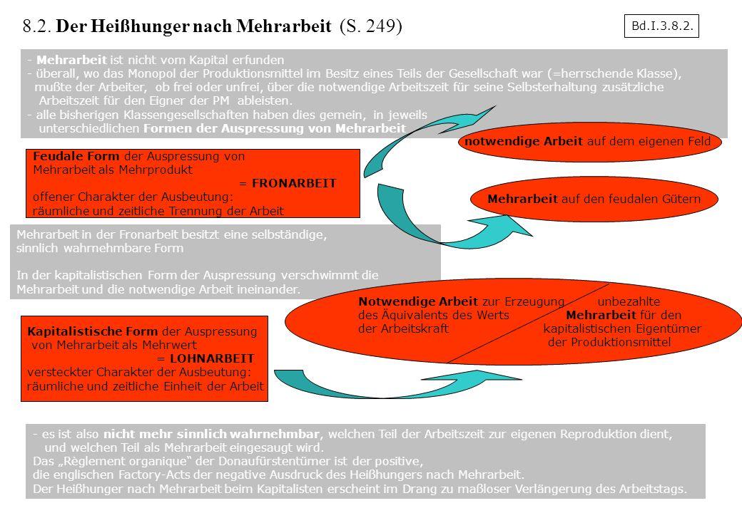 8.2. Der Heißhunger nach Mehrarbeit (S. 249)