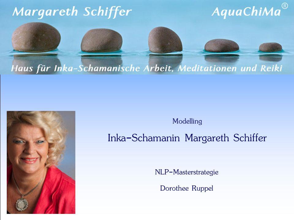 Modelling Inka-Schamanin Margareth Schiffer