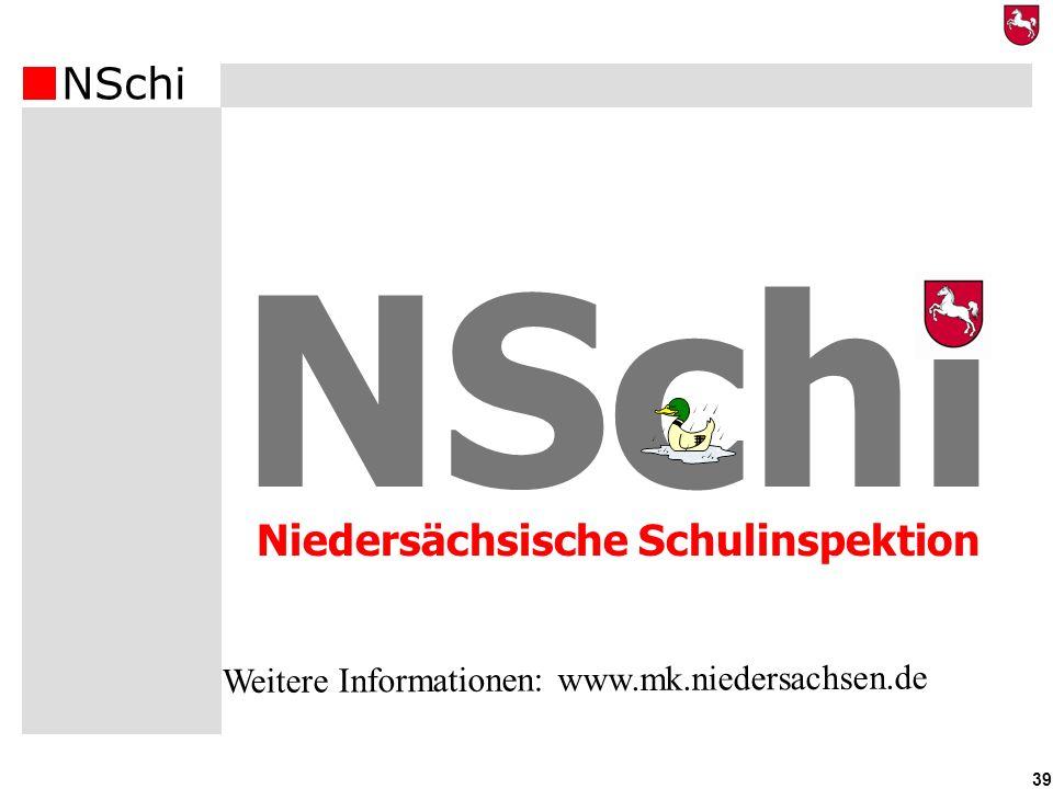 NSchi Niedersächsische Schulinspektion