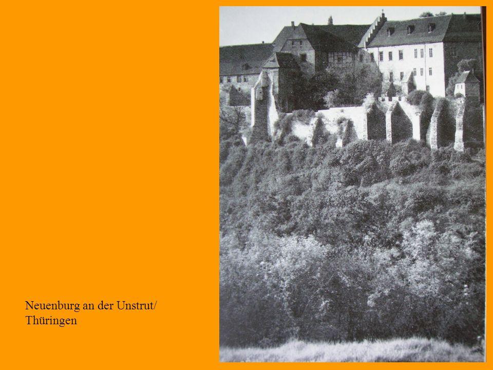 Neuenburg an der Unstrut/