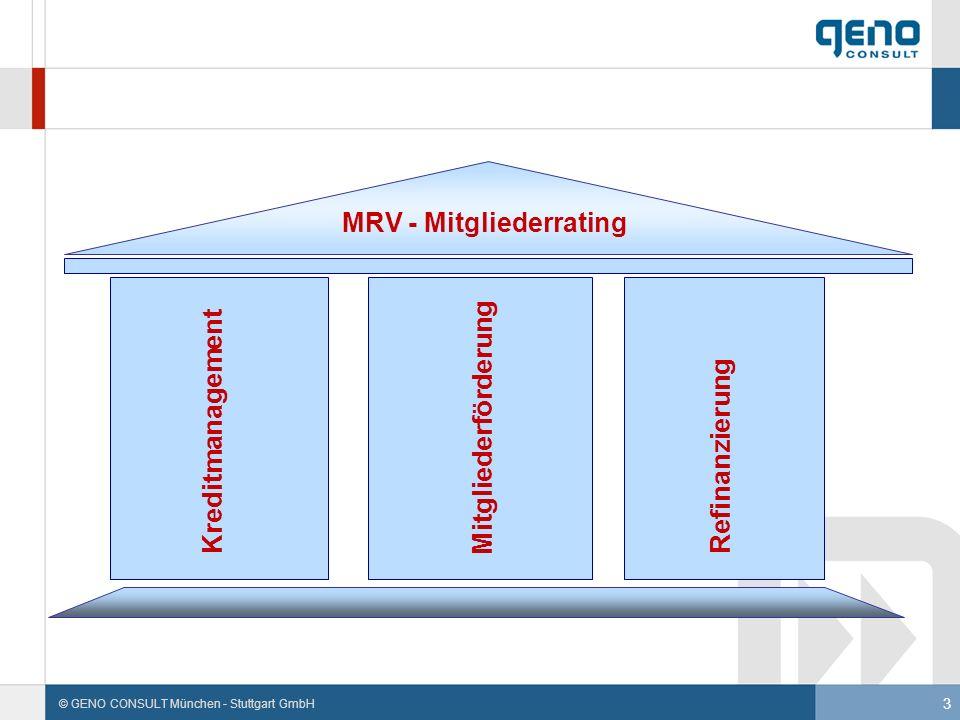 MRV - Mitgliederrating