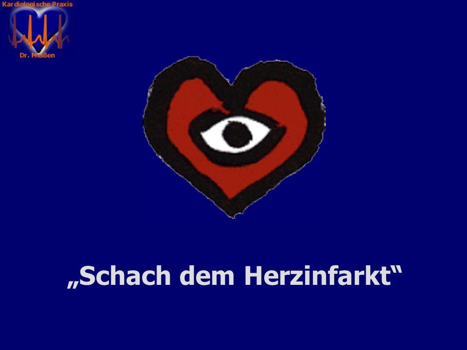 """""""Schach dem Herzinfarkt"""