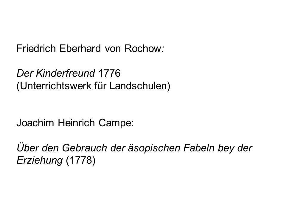 Friedrich Eberhard von Rochow:
