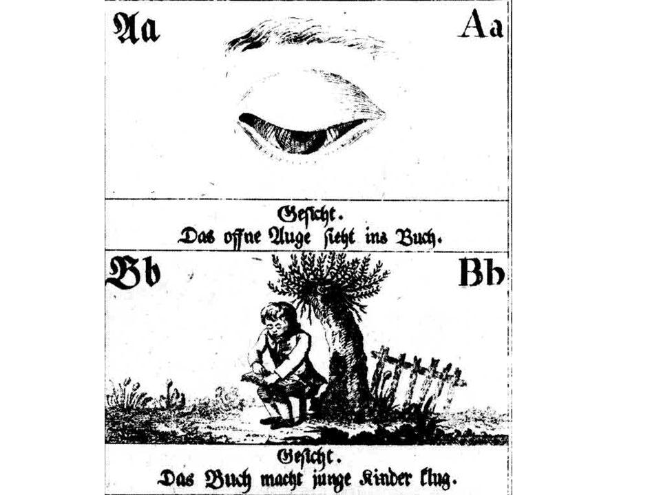 Aufmerksamkeit: Das spähende Leserauge in Karl Philipp Moritz Neuem A