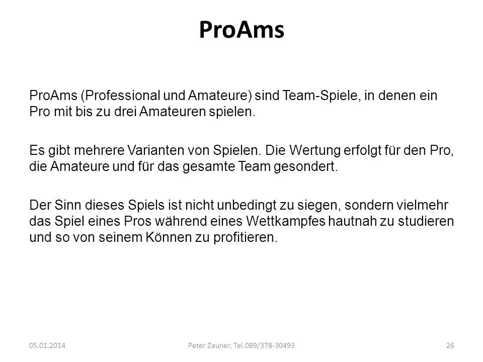 ProAms