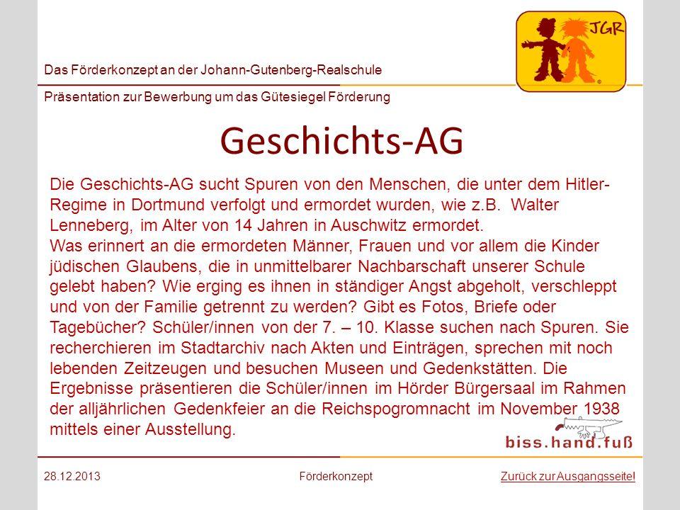 Geschichts-AG