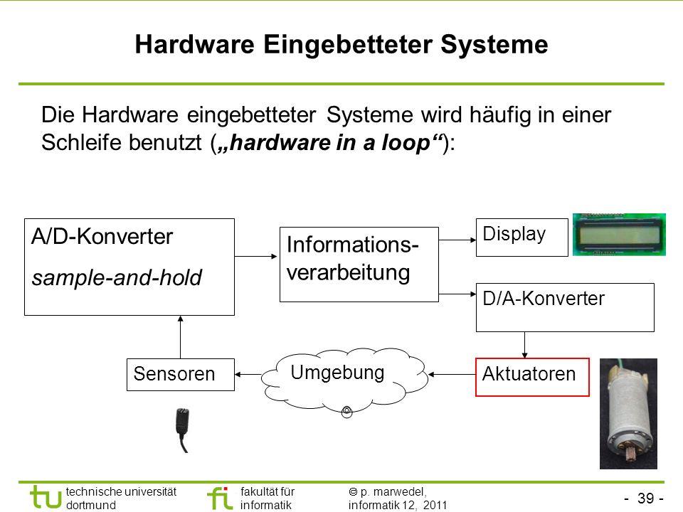 Hardware Eingebetteter Systeme