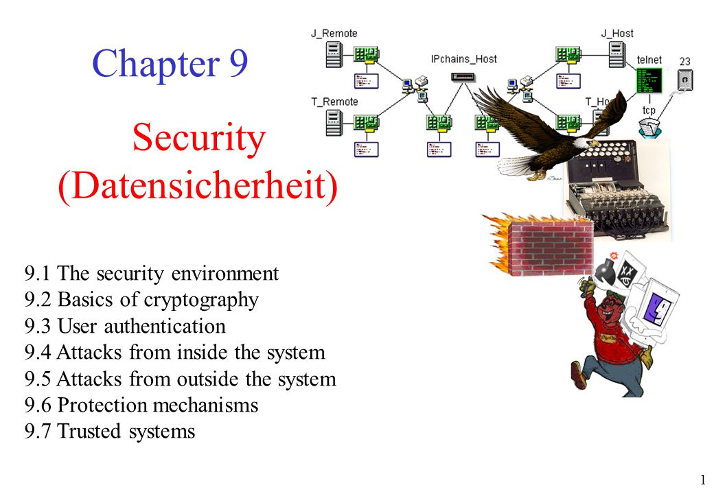 Security (Datensicherheit)
