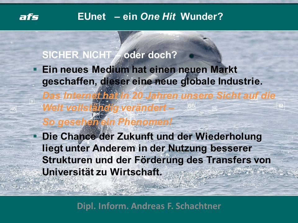 Dipl. Inform. Andreas F. Schachtner