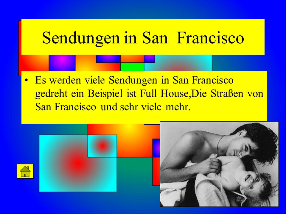 Sendungen in San Francisco