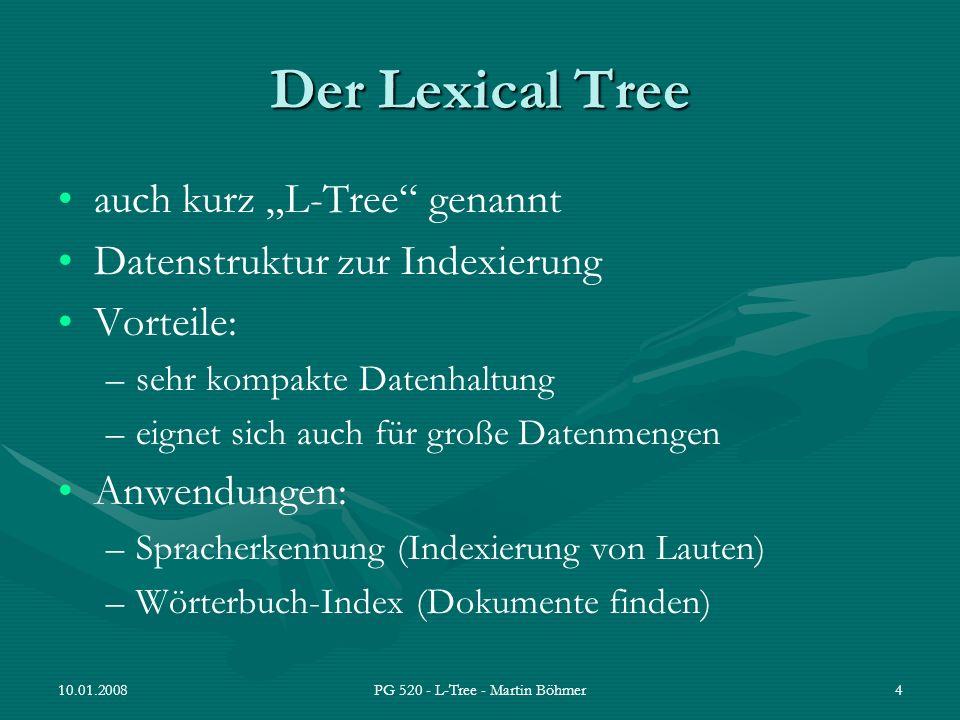 PG 520 - L-Tree - Martin Böhmer