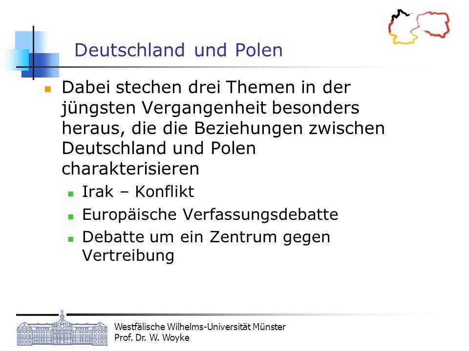 Deutschland und Polen