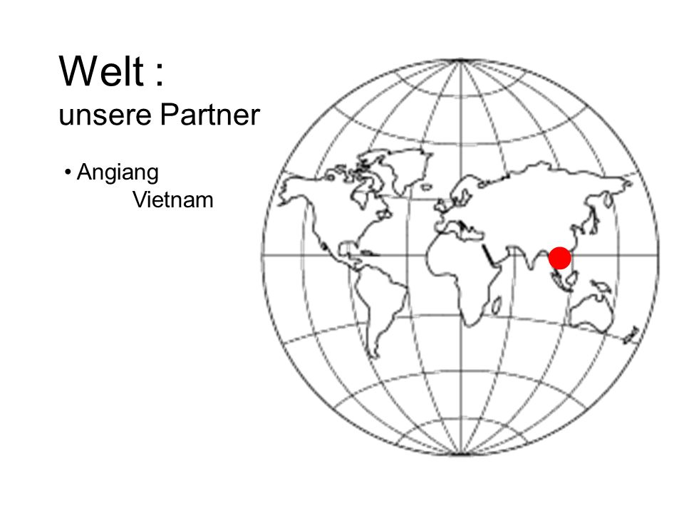 Welt : unsere Partner Angiang Vietnam 