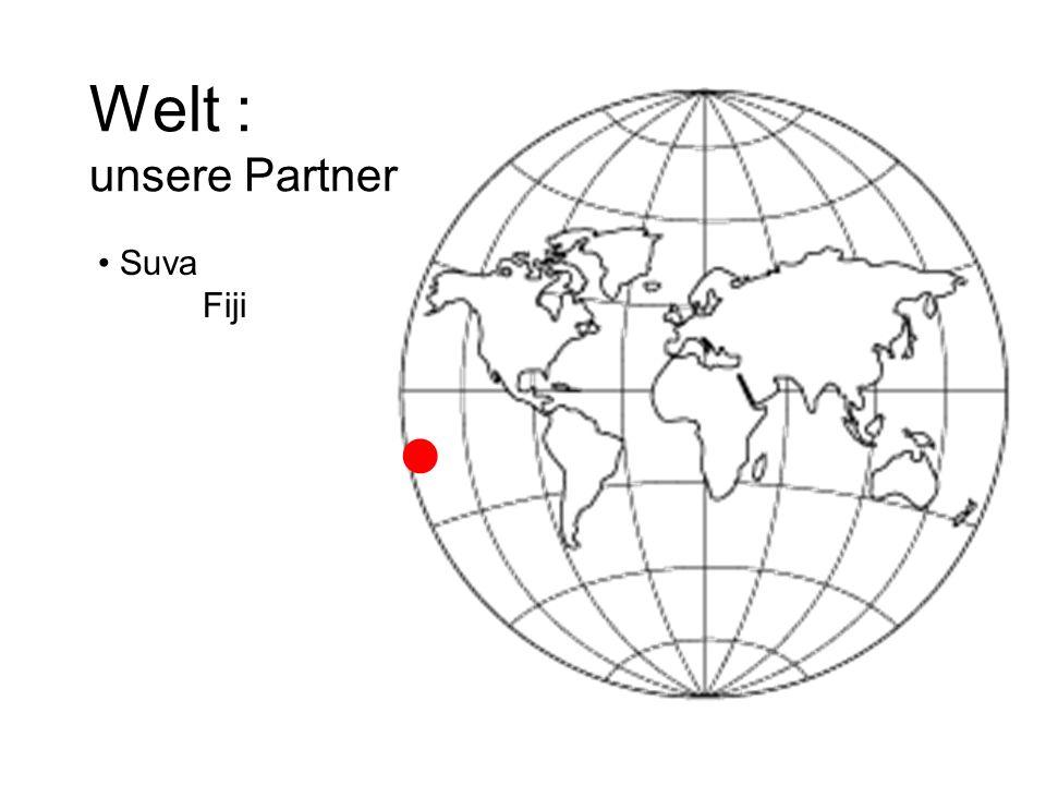Welt : unsere Partner Suva Fiji 