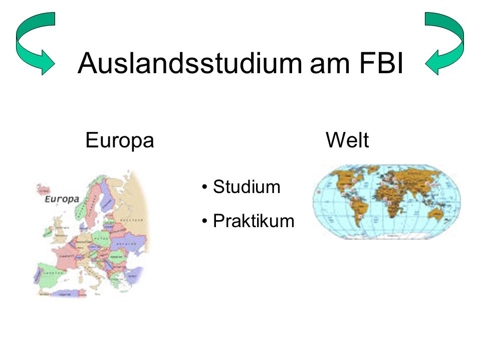 Auslandsstudium am FBI