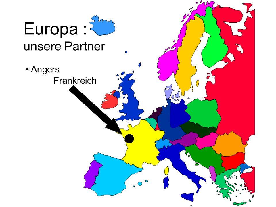 Europa : unsere Partner