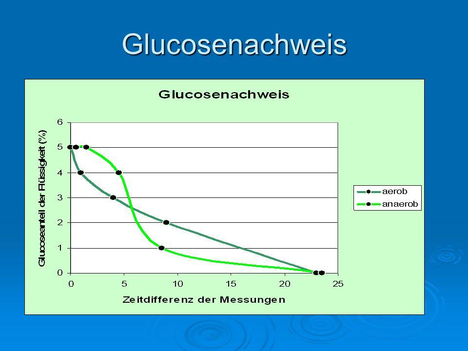 Glucosenachweis