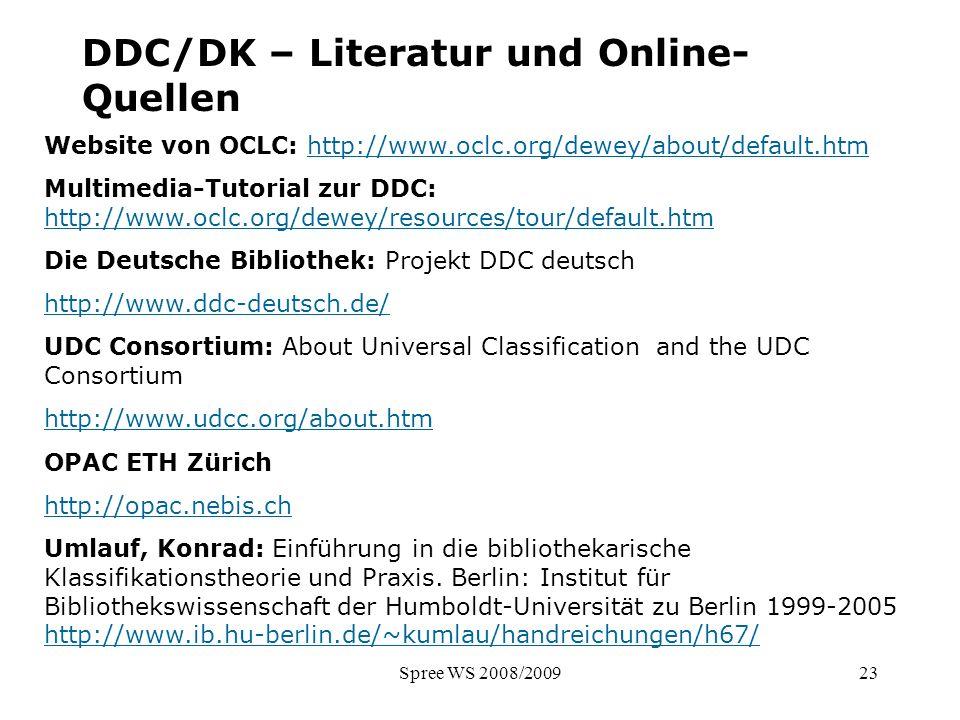 Aufgabe: DK - Indexieren - Quelle