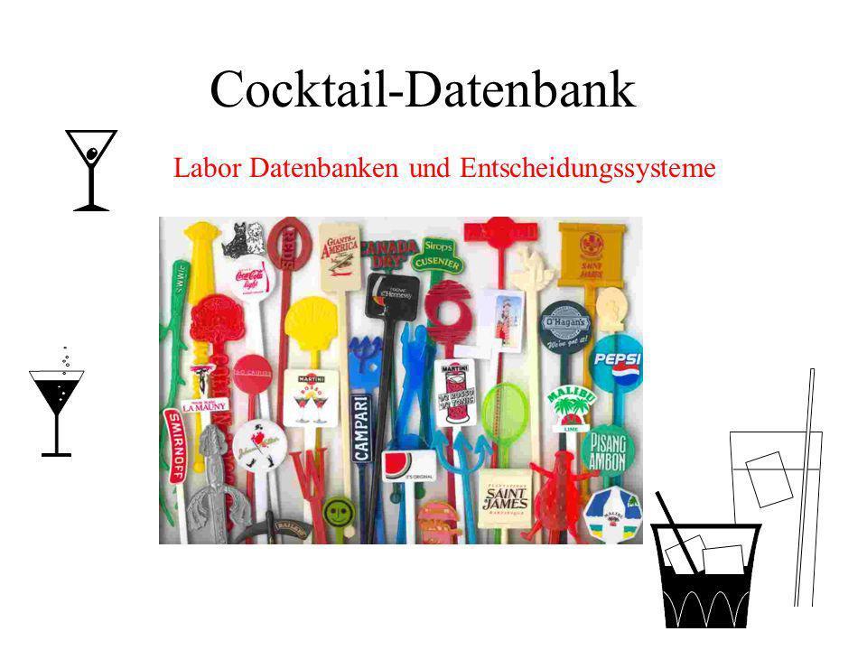 Labor Datenbanken und Entscheidungssysteme