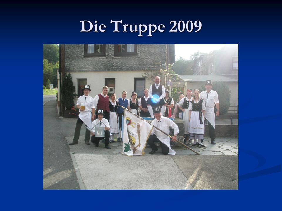 Die Truppe 2009