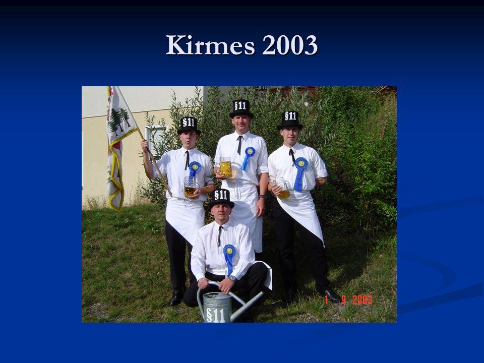 Kirmes 2003