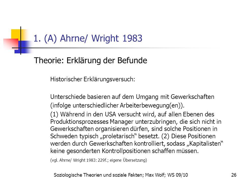 TU Chemnitz; Institut für Soziologie