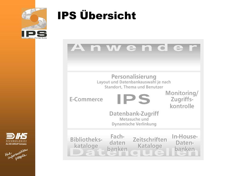 IPS Übersicht