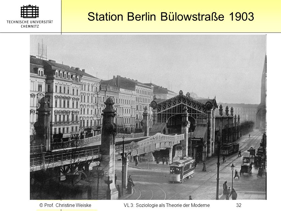 Station Berlin Bülowstraße 1903