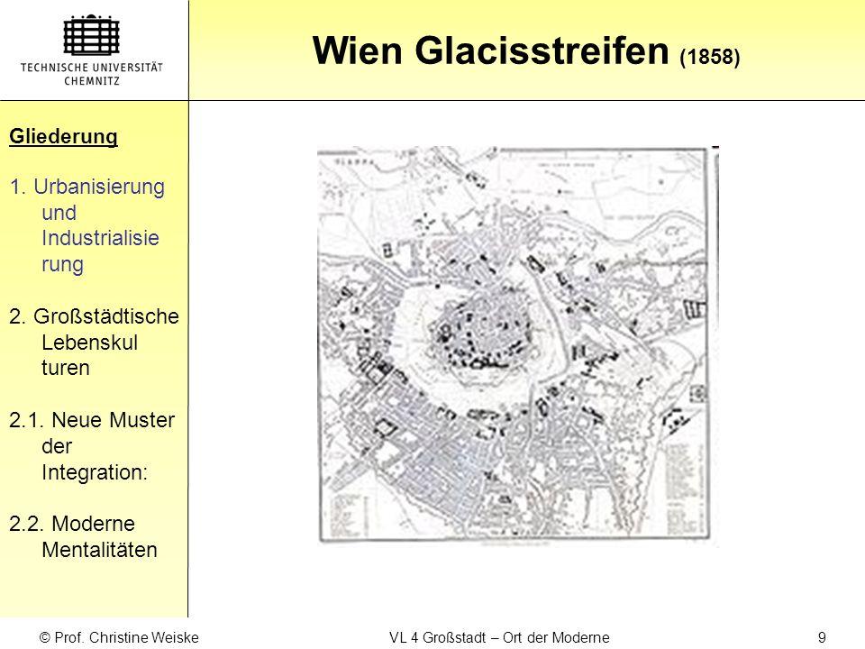 Wien Glacisstreifen (1858)