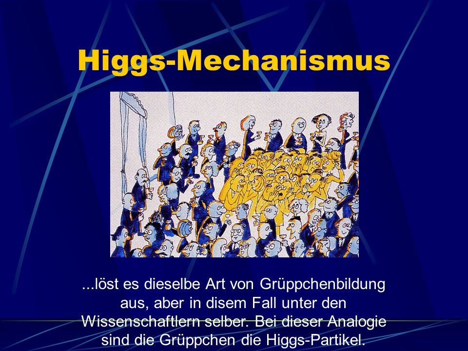 Higgs-Mechanismus