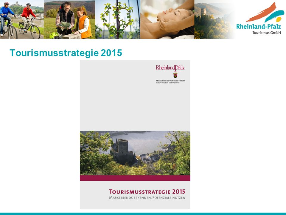 Tourismusstrategie 2015