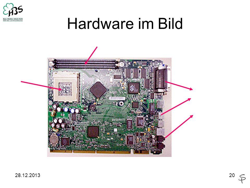 Hardware im Bild 25.03.2017