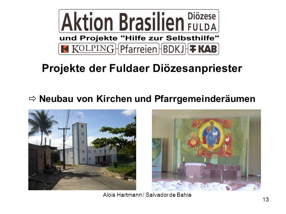 Projekte der Fuldaer Diözesanpriester