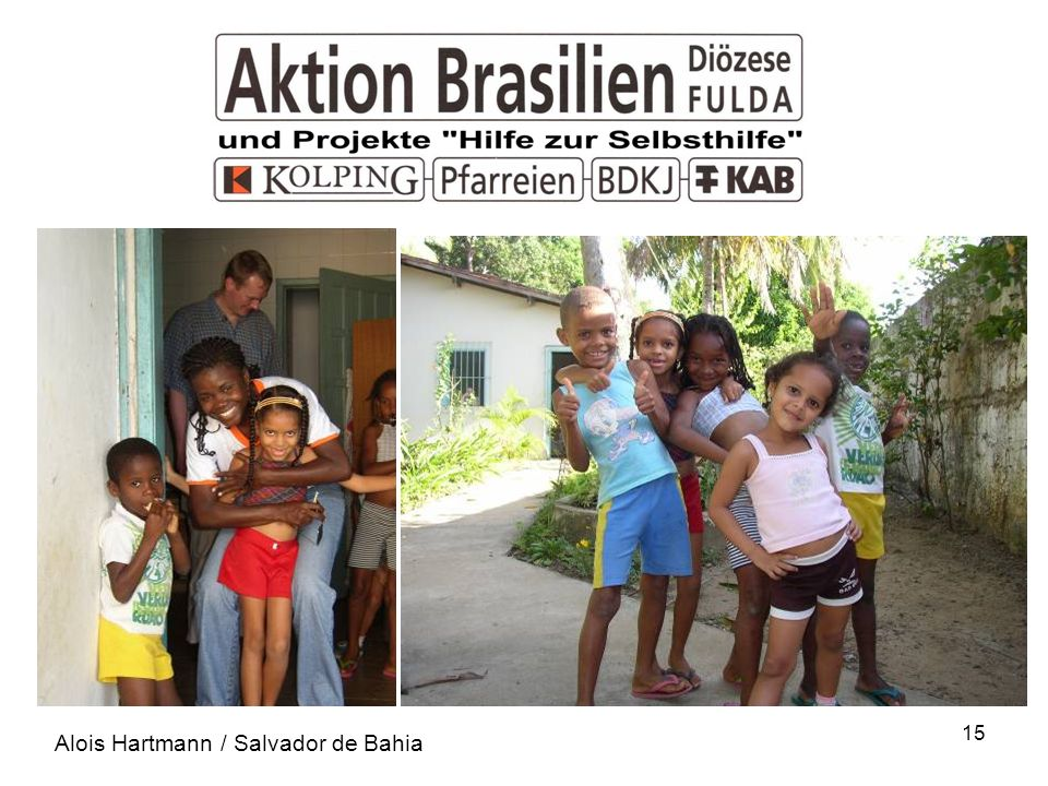 Alois Hartmann / Salvador de Bahia