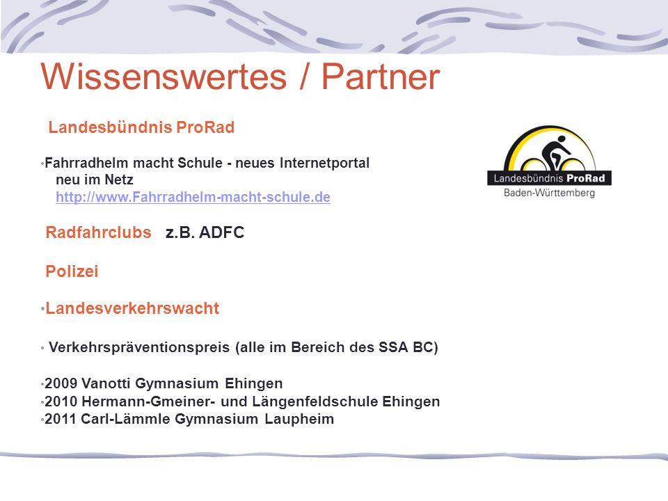 Wissenswertes / Partner