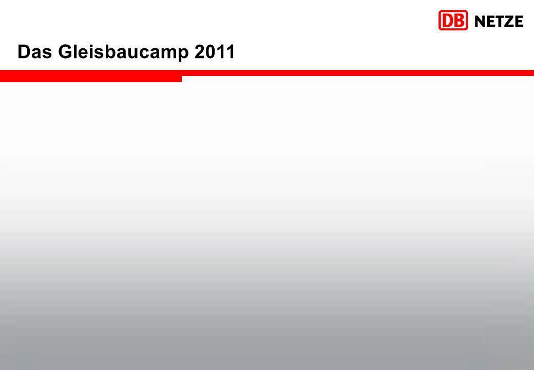 Das Gleisbaucamp 2011 8