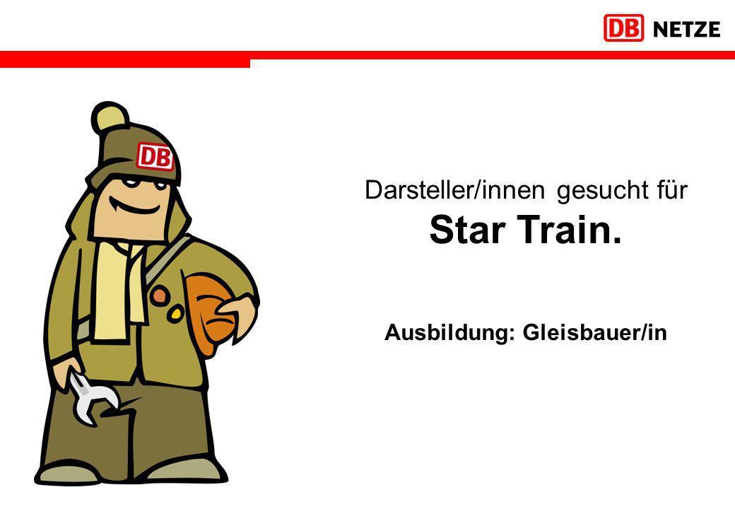 Ausbildung: Gleisbauer/in