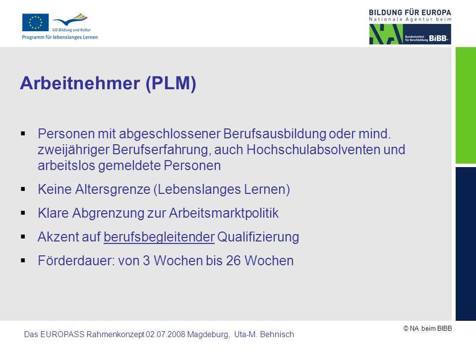 Arbeitnehmer (PLM)