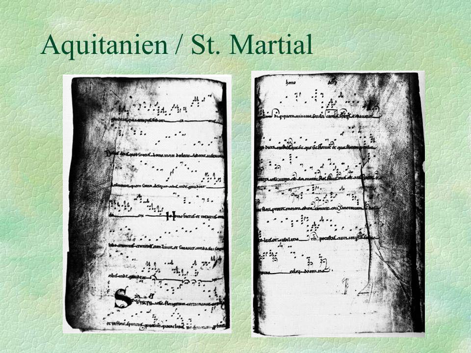 Aquitanien / St. Martial