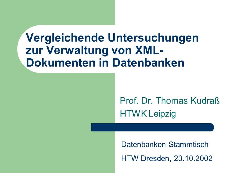 Prof. Dr. Thomas Kudraß HTWK Leipzig